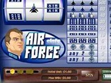 Air Forse Slots