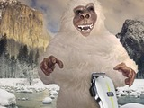Побрей обезьяну