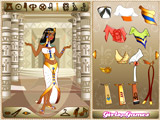 Egyptian Queen Dress Up