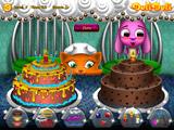 Sisi Wants Toto's Cake