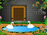 Garden Fountain Escape