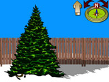 Trapped in the Christmas Tree Farm