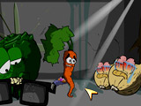 The Epic Escape of the Carrot