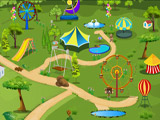 Kids Play Park Escape