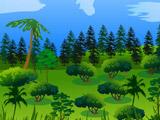 Rain Forest Escape
