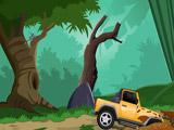 Strange Forest Escape