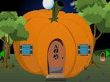 Pumpkin Forest Escape