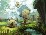 Jungle Village Escape