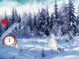Winter Snow Escape