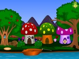 Mushroom Village Escape