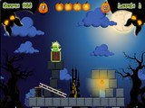 Angry Birds - War of Pumpkin