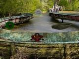 Valentine Abandoned Theme Park Escape