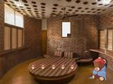 Modern Brick House Escape