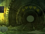 Second World War Sewer Escape