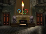 Vampire House 28 Olympic Medals