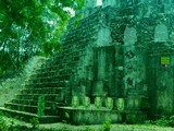 Abandoned Mayan Forest Escape