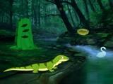 Divine Wild Forest Escape