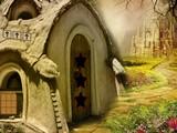 Fantasy Sand House Escape