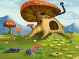 Mushroom House - Puppy Escape