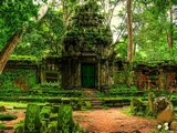 Mystery Fiction Temple Escape