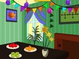Thanksgiving Relative House Escape