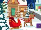 Aid Santa To Escape