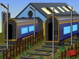 Diamond Hunt 11 - Train Yard Escape