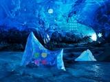 Frozen Ice Cave Escape