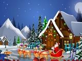 Santa Claus Christmas Gift Escape