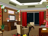 New Year Party Restaurant Escape