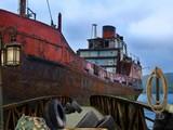Abandoned Ship Treasure Escape