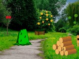 Fruits Valley Escape