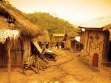 Mayan Village: Car Escape