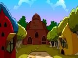 Mushroom House Escape