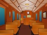 Escape Boy in Train 2