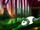 Giant Panda Forest Escape