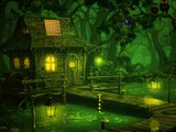 Lost Girl Fantasy Forest Escape