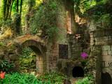 Demolished Forest Fort Escape