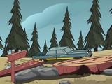 Forest Lodge Escape