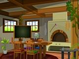 Village Wooden House Escape