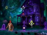 Zombies Abandoned Graveyard Escape
