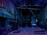Abandoned Manufactory Escape