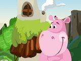 Cute Hippo Rescue