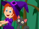Cute Witch Rescue