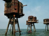 Abandoned Ocean Fort Escape