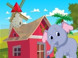 Cute Elephant Rescue