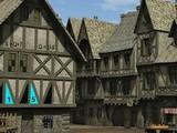 Medieval Square Escape
