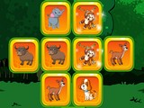 Matching Games: Animals Matching