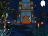 Halloween Horror House Girl Escape