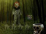 Halloween Scary Clown Escape